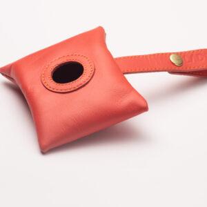 Estuche Bolsas RojoSalmon